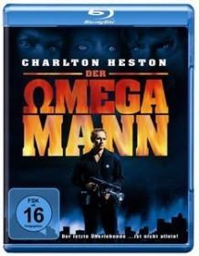 Der Omega Mann (Blu-ray)
