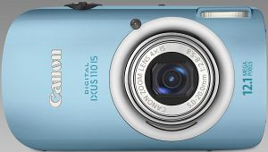 Canon Digital Ixus 110 IS blue (3582B008)