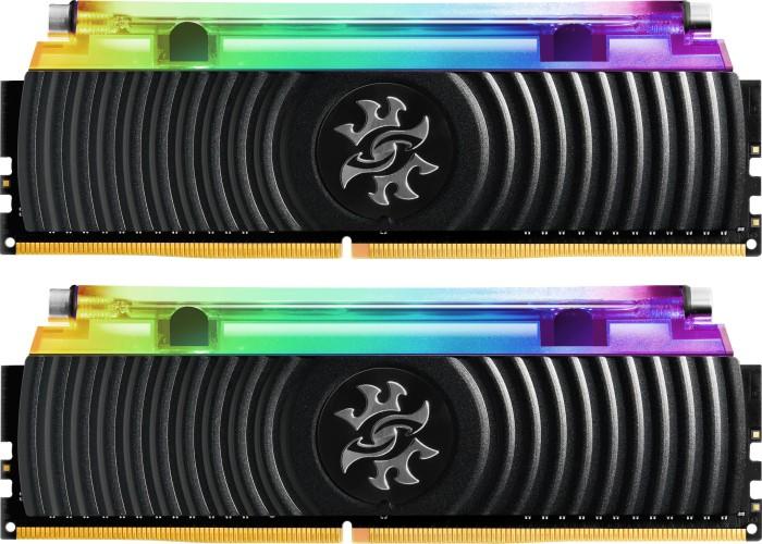 ADATA XPG Spectrix D80 black DIMM kit 16GB, DDR4-3200, CL16-18-18  (AX4U320038G16-DB80) from £ 120 34