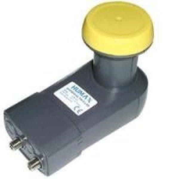 Humax LNB 105 grau/gelb -- © My-Solution.de