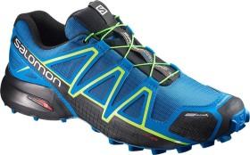 Salomon Speedcross 4 CS mykonos blue/hawaiian/lime (Herren) (398425)