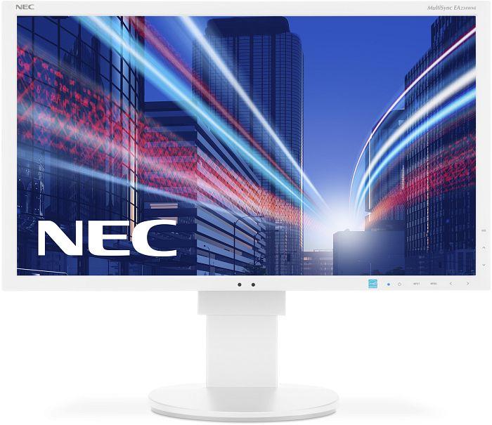 """NEC MultiSync EA234WMi white, 23"""" (60003587)"""