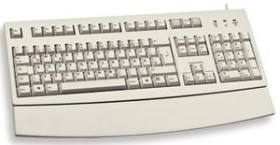 Cherry Dell Keyboard, USB, DE (G83-6260LUNDE)