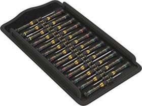 Wera Kraftform Micro ESD Big pack 1 electrician screwdriver set, 25-piece. (05134019001)