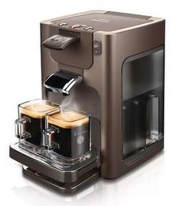 Philips HD7862/20 Senseo Quadrante coffee pad machine