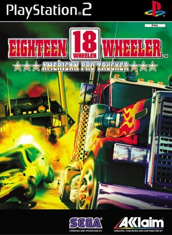 18 Wheeler - American Pro Trucker (German) (PS2) -- (c) DCI AG