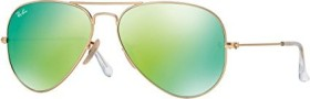 Ray-Ban RB3025 Aviator Mirror 58mm gold/gelb classic (RB3025-001/4F)