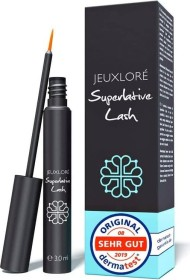 Jeuxloré Superlative Lash eyelash serum & Augenbrauenserum, 3ml