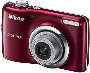Nikon Coolpix L23 red (VMA752KG01)
