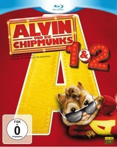 Alvin and the Chipmunks/Alvin and the Chipmunks 2 (Blu-ray) (UK)