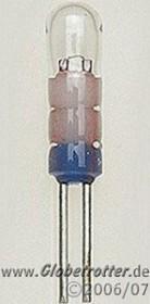MAG-LITE Ersatzlampe für Solitaire (LK3A001)