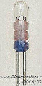 MAG-LITE Ersatzlampe für Solitaire (LK3A001) -- © Globetrotter.de