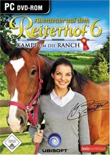 Abenteuer auf dem Reiterhof 6 - Kampf um die Ranch (deutsch) (PC) -- via Amazon Partnerprogramm