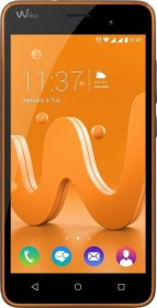 Wiko Jerry 16GB orange/grau