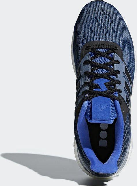 adidas Supernova blue hi-res red core black raw steel (men) (CG4020 ... d2b123bdc