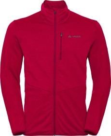 VauDe Back Bowl Fleece FZ Jacke indian red (Herren) (41204-614)