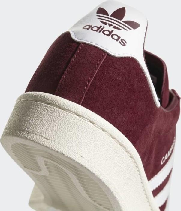 adidas Campus collegiate burgundyfootwear whitechalk white (męskie) (BZ0087) od PLN 269,00