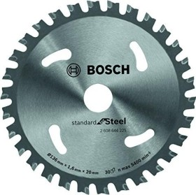 Bosch Standard for Steel circular saw blade 136x1.6x20mm 30Z, 1-pack (2608644225)