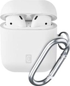 Cellularline Bounce - AirPods 1&2 weiß (BOUNCEAIRPODSW)