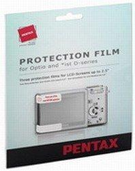 """Pentax LCD-Schutzfolie 2.5"""", 3 Stück (50121)"""