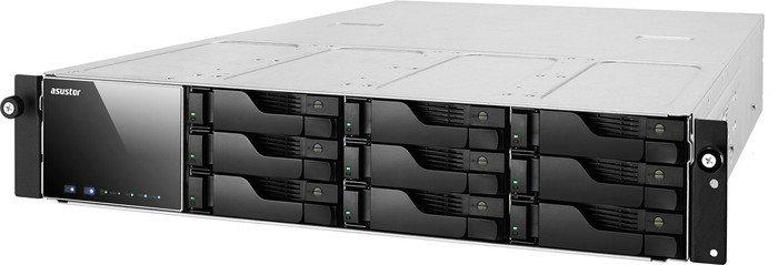 Asustor AS7009RDX, 4x Gb LAN, 2HE (90IX00T1-BW3S10)