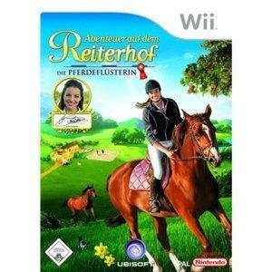 Horsez: Abenteuer auf dem Reiterhof - Die Pferdeflüsterin (deutsch) (Wii)