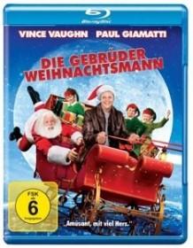 Die Gebrüder Weihnachtsmann (Blu-ray)