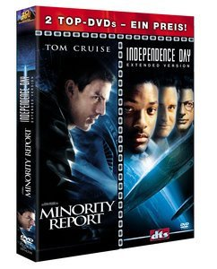 Independence Day/Minority Report
