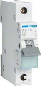 Hager Leitungsschutzschalter (MCS150)