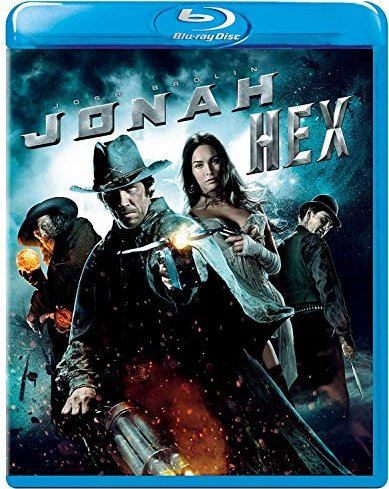 Jonah Hex (Blu-ray) (UK) -- via Amazon Partnerprogramm
