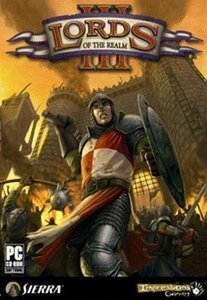Lords of the Realm 3 (German) (PC)