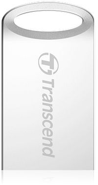 Transcend JetFlash 510 silver 4GB, USB-A 2.0 (TS4GJF510S)