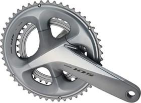 Shimano 105 FC-R7000 170mm 50/34 Kurbelgarnitur spark silver (I-FCR7000CX04S)