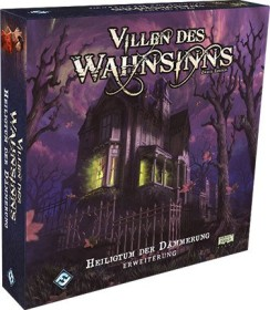 Villen des Wahnsinns 2. Edition - Heiligtum der Dämmerung (extension)