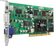ATI Radeon Mac-Edition, 32MB DDR, DVI, PCI, retail