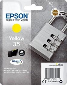 Epson Tinte 35 gelb (C13T35844010)