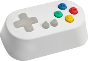 Zomoplus Aluminium Keycap Gamepad, CapsLock-Taste, weiß (714216998524)