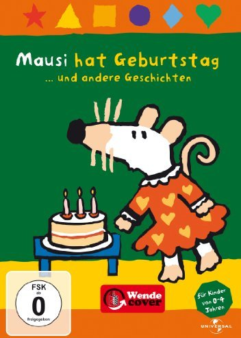 Mausi hat Geburtstag -- via Amazon Partnerprogramm