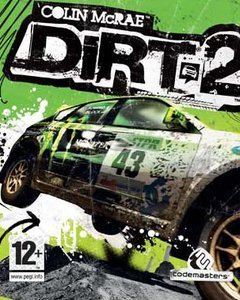 Colin McRae: DIRT 2 (English) (PC)