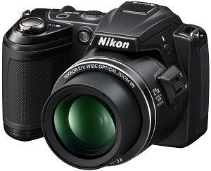 Nikon Coolpix L120 black (VMA740E1)