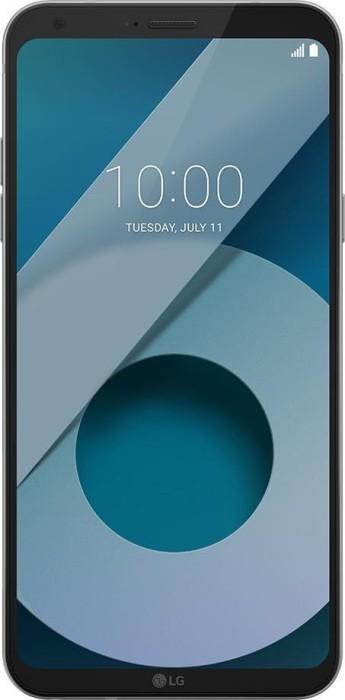 LG Electronics Q6 M700N silber/blau