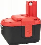 Bosch power tool battery 24V, 2.6Ah, NiMH (2607335562)