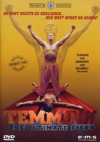Temmink - The Ultimate Fight (Special Editions) -- via Amazon Partnerprogramm