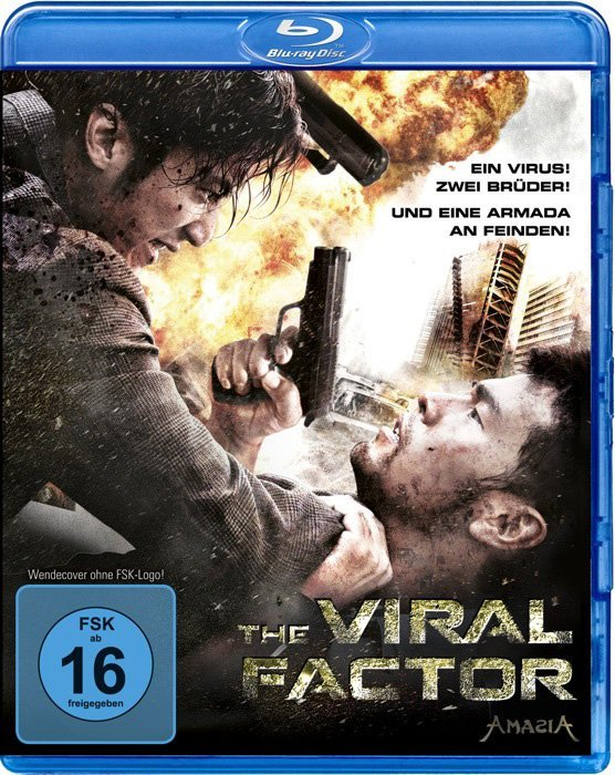 The Viral Factor (Blu-ray)