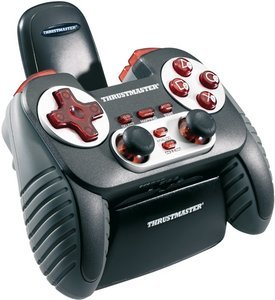 Thrustmaster Dual Trigger 2in1 Rechargeable Wireless Gamepad (PC/PS2) (2960674)