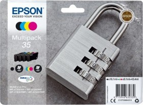Epson Tinte 35 Multipack (C13T35864010)