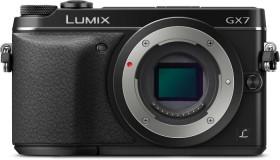 Panasonic Lumix DMC-GX7 schwarz Body