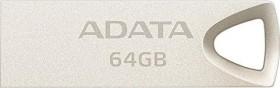 ADATA UV210 schwarz 64GB, USB-A 2.0 (AUV210-64G-RGD)