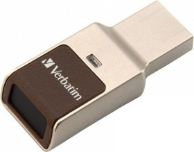 Verbatim Fingerprint Secure 128GB, USB-A 3.0 (49339)