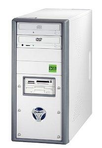 chiliGREEN Perform Pentium 4 3200 MHz, 256MB RAM (verschiedene Modelle)